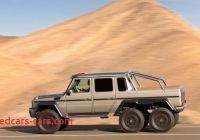 Tesla 6×6 Unique Mercedes Benz G63 Amg 6×6