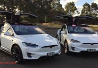 Tesla 7 Lovely Two 2017 Suv 7 Seater Tesla Model X 90d Hire Cars Youtube