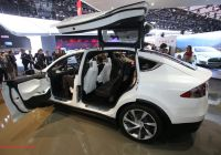 Tesla 7 Seater Lovely Remove the Middle Row In the Model X and Opt In for An