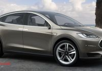 Tesla 7 Seater Suv Inspirational Tesla Model X Seven Seat Suv New Details Revealed