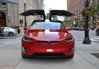 Tesla 75d Fresh 2016 Tesla Model X 75d Stock L380b for Sale Near Chicago
