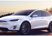 Tesla 75d Unique Tesla Model X 75d Review Rating Pcmag Com