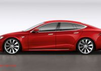 Tesla 8 Inspirational Tesla Model S Reveals Its New Face and This is Stunning