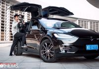 Tesla 90d Model X Beautiful 4k Diffilms Difrent Tesla Model X 90d/ A Simple
