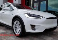 Tesla 90d Model X Lovely Used 2016 Tesla Model X 90d for Sale 87900 Marino