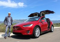Tesla 90d Model X Luxury My Tesla Model X 90d Test Drive This Suv Blows Me Away