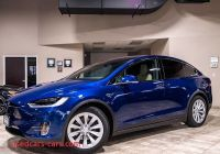Tesla 90d Model X Luxury Vehicle Details 2016 Tesla Model X 90d at Chicago Motor