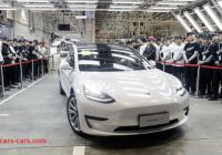 Tesla and China Fresh Tesla Model 3 Prices for China Built Cars Were Just Cut Cnn