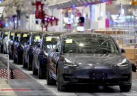 Tesla and China Lovely Tesla to Buy Electric Car Batteries From Chinas Catl