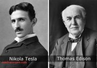 Tesla and Edison Luxury Rivalries that Shaped the History Of Science Science Abc