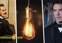 Tesla and Edison Movie Lovely the Current War Movie Benedict Cumberbatch is Thomas