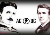 Tesla and Edison Unique the Current War Nikola Tesla Vs Thomas Edison Youtube