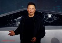 Tesla and Elon Musk Best Of Teslas New Cybertruck Leaves You Wondering if Its Really