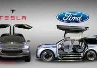 Tesla and ford Awesome ford Still Over Tesla Among Investors