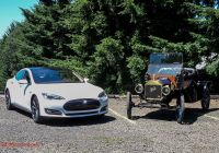 Tesla and ford Awesome the Tesla Model S and ford Model T Kicked Off Revolutions