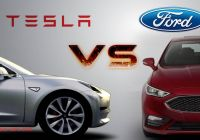 Tesla and ford Best Of why ford Could Outperform Tesla In A Few Years In Its Core