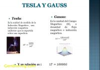 Tesla and Gauss Beautiful Corriente Electrica Y Ley De Ampere Ppt Descargar