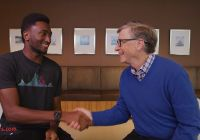Tesla and Spacex Awesome Bill Gates Talks Tesla the Porsche Taycan and why Range