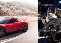 Tesla and Spacex Beautiful Elon Musk is Serious About Adding Thrusters to the New