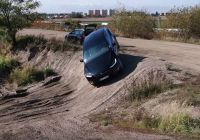 Tesla and Spacex Inspirational Tesla Model X Takes On Intense Off Road Challenge Against