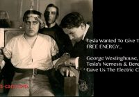 Tesla and Westinghouse Beautiful Tesla Vs Westinghouse the War Of Currents Began with