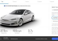 Tesla Announcement today Unique Tesla Increases Model S and Model X Range now tops at 373