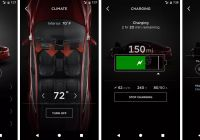 Tesla App Best Of First Look at Teslas New Mobile App with New Ui touch Id