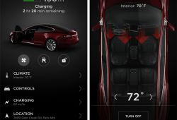 Lovely Tesla App