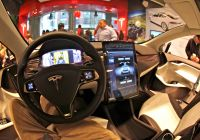 Tesla Autonomous Car Luxury Tesla Ceo Elon Musk Autonomy Won T Dramatically Change Interior