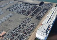 Tesla Autopilot How It Works Beautiful Latest Aerial Photos Of the Port Of Sf Show Thousands Of