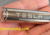 Tesla Battery Cell Luxury Lightning Strikes why the Tesla Model S is so Incredibly