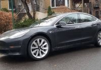 Tesla Battery Replacement Cost New Tesla Starts Model 3 Launch In Canada Confirms Starting
