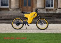 Tesla Bike New Greyp G12s Electric Bicycle Comes with High Tech Features