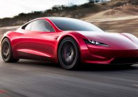 Tesla Car Best Of Tesla Ceo Elon Musk Unveils A Surprise New Car A New Roadster