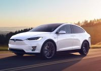 Tesla Car Price Luxury 2017 Tesla Model X Electric Car Pricing Feature Changes