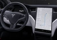 Tesla Car Suv Awesome Model X