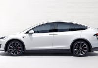 Tesla Car Suv Luxury Model X