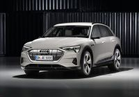 Tesla Car Suv New the Audi E Tron Suv is An Electric Shot at Tesla