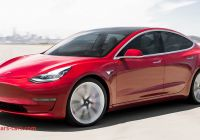Tesla Car Unique Tesla Offers Lower Priced Model 3 but Make Sure You Know