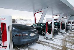New Tesla Charging Stations In Colorado