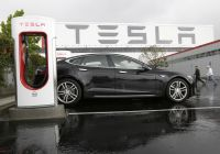 Tesla Charging Stations New California Police Department Tests Tesla Patrol Car