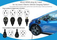 Tesla Charging Stations Unique which Type Of Plug for A Level 2 Electric Car Charging