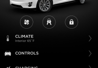 Tesla Closing Stores Unique Tesla S App now Sends Repair Status Notifications From the