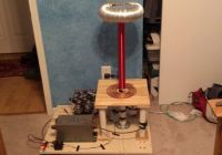 Tesla Coil Circuit Awesome the Simple Tesla Coil 12 Steps with Instructables