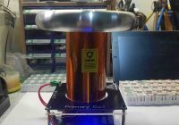 Tesla Coil Kit Lovely Diy Sstc Tesla Coil Physic Lab Education Equipment with Primary Coil and toroid