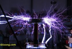 Unique Tesla Coil