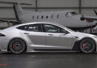 Tesla Cybertruck Hot Wheels Best Of Deze Tesla Model S Heeft Een Widebodykit Van 30 000 Dollar