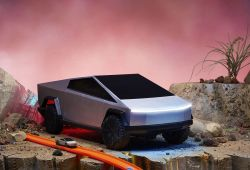 Best Of Tesla Cybertruck Hot Wheels