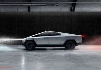 Tesla Cybertruck Length Beautiful Elon Musk Has Just Revealed Two Major Details About the