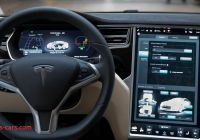 Tesla Dashboard Lovely Car software Glitches Creating Headaches for Manufacturers